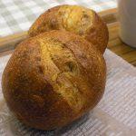 低糖質くるみプチパン