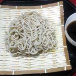トヨシロメ蕎麦